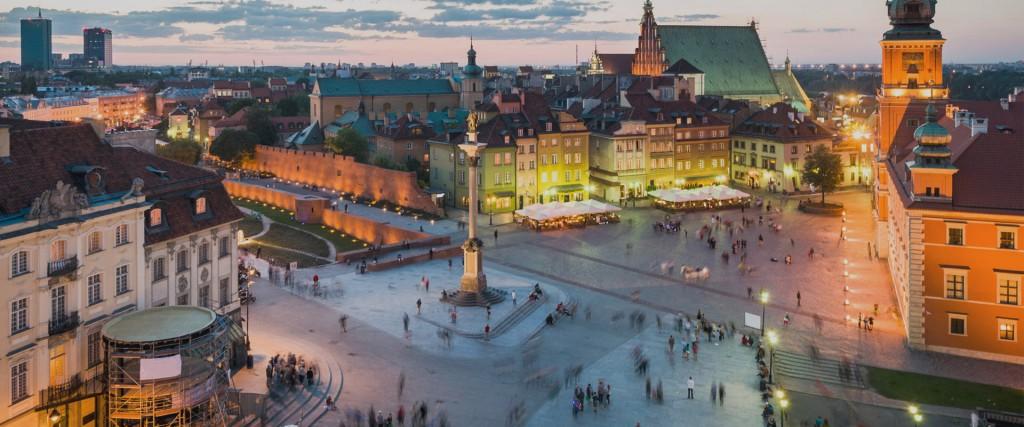 Warszawa-Polen