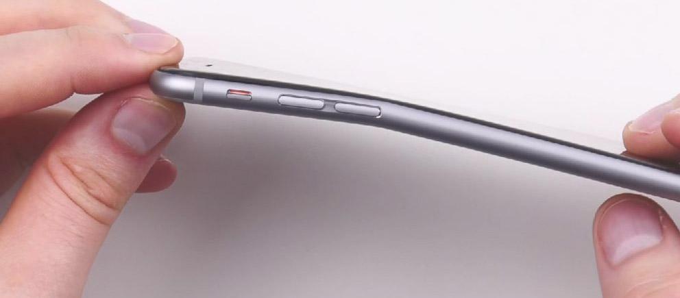 iPhone-6-böjd