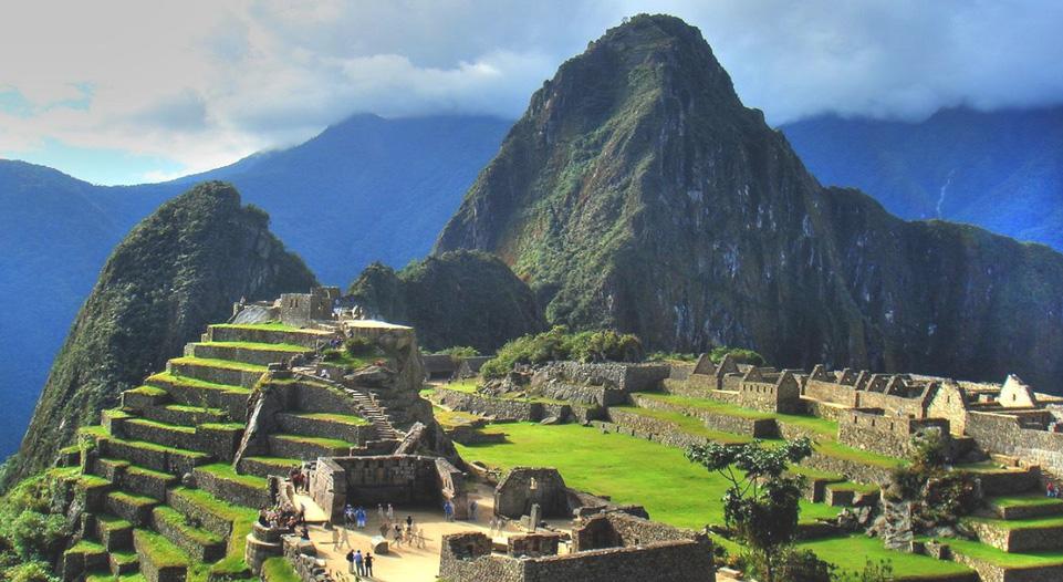 Inka sydamerika
